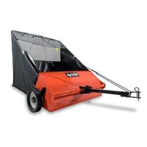 Agri-Fab Lawn Sweeper 42-in - 24-cu ft
