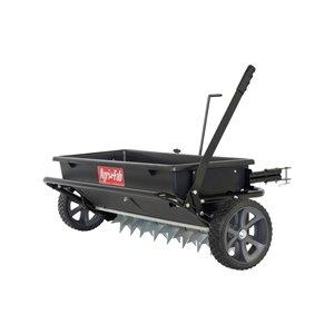 Épandeur par gravité-semoir-aérateur Agri-Fab, 100 lb