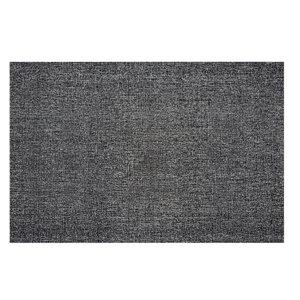 Tapis Burlington de la Collection Bourbon Street, 8 pi x 10 pi, noir