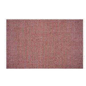 Tapis Stillwater de la Collection Bourbon Street, 5 pi x 8 pi, rouge