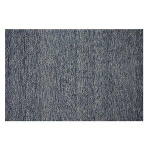 Tapis Greenfield de la Collection Bourbon Street, 8 pi x 10 pi, bleu