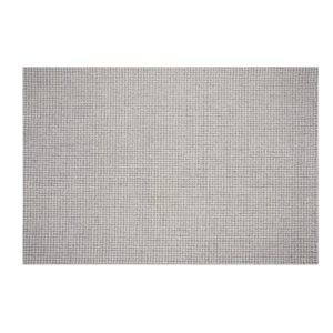 Tapis Stillwater de la Collection Bourbon Street, 8 pi x 10 pi, gris