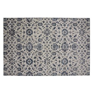 Collection Bourbon Street Georgetown Area Rug - 8-ft x 10-ft - Blue