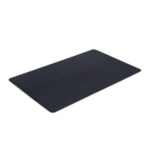 Versatex Multipurpose Rubber Mat - Black - 4-ft x 2.5-ft