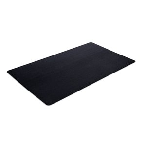 Versatex Multipurpose Rubber Mat - Black - 5-ft x 3-ft