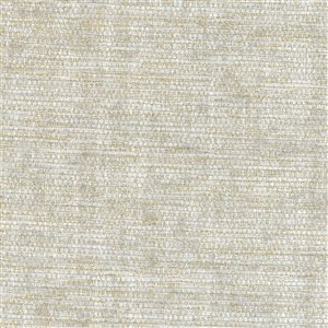 Kenneth James Canton Road Kongur Unpasted Grasscloth Wallpaper - 72-sq. ft. - Silver