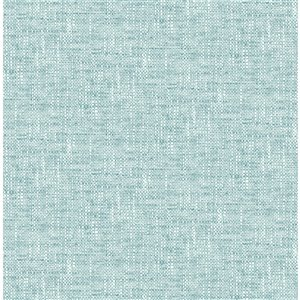 NuWallpaper Self-Adhesive Vinyl Wallpaper - 30.75-sq. ft. - Light Blue