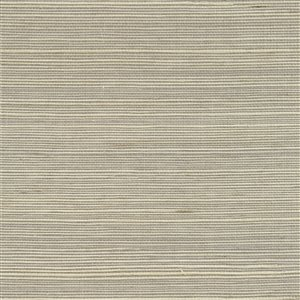 Kenneth James Canton Road Unpasted Grasscloth Wallpaper - 72-sq. ft. - Taupe