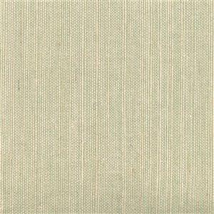 Papier peint non encollé en toile de ramie Jade par Kenneth James, 72 pi², vert pâle