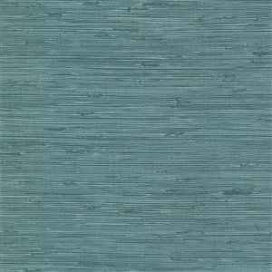 Brewster Fresh Start Unpasted Nonwoven Wallpaper - 56.4-sq. ft. - Teal