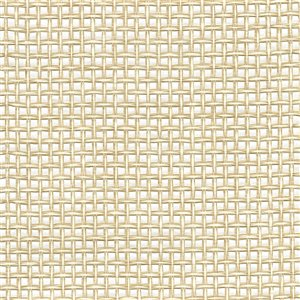 Kenneth James Canton Road Wanchai Unpasted Grasscloth Wallpaper - 72-sq. ft. - Beige