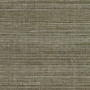 Kenneth James Canton Road Unpasted Grasscloth Wallpaper - 72-sq. ft. - Brown