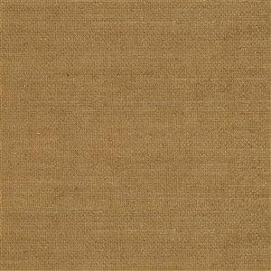 Kenneth James Zen Unpasted Grasscloth Wallpaper - 72-sq. ft. - Orange