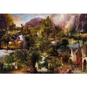 Peinture murale Héritage Komar, non encollée, 98 po x 145 po