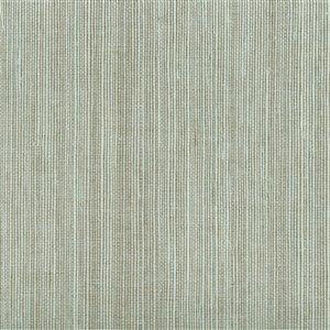 Kenneth James Jade Unpasted Grasscloth Wallpaper - 72-sq. ft. - Aqua
