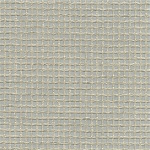 Kenneth James Canton Road Wanchai Unpasted Grasscloth Wallpaper - 72-sq. ft. - Grey