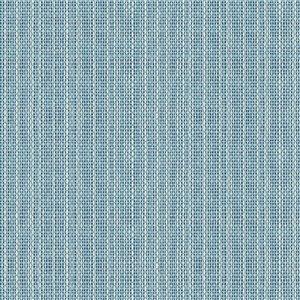Papier peint encollé Seaside Living par Chesapeake, 56,4 pi², bleu