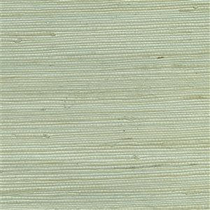 Kenneth James Canton Road Unpasted Grasscloth Wallpaper - 72-sq. ft. - Mint