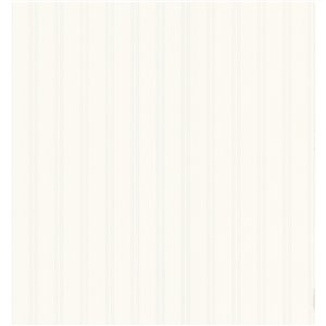 Brewster For Your Bath III Prepasted Vinyl Wallpaper - 56.4-sq. ft. - Off-White