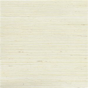 Kenneth James Canton Road Unpasted Grasscloth Wallpaper - 72-sq. ft. - Off-White