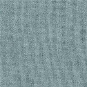 Papier peint non encollé en vinyle Vol V par Warner Textures, 60,8 pi², bleu