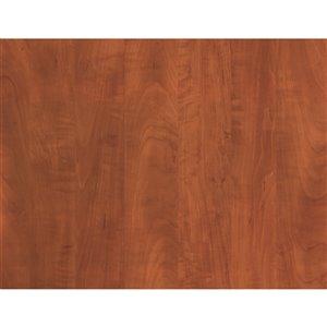 Film autocollant décoratif Calvados de DC Fix, 17 po x 78 po, brun foncé, paquet de 2