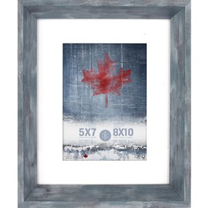 ArtMaison Canada Pastel Blue Picture Frame - (Common Size: 8-in x 10-in Actual Size 9-in x11)