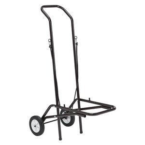 Chair Storage Dolly - Brown - 12 Chairs Capacity
