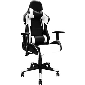 Nicer Interior Ergonomic Gaming Chair - Black and White