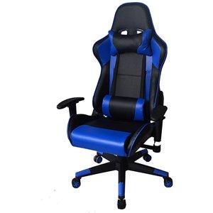 Fauteuil de jeux ergonomique par Nicer Interior, bleu