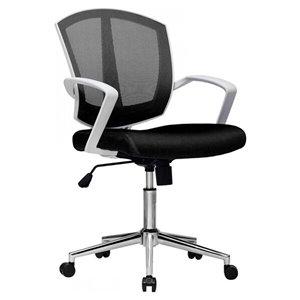 Chaise d'ordinateur par Nicer Interior, blanc