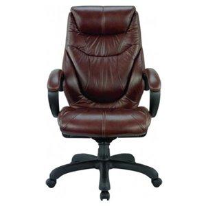 Chaise pour cadre ergonomique par Nicer Interior, brun
