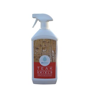 SoClean Outdoors Teak and Hardwood Shield Cleaner
