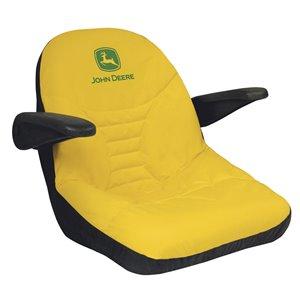John Deere High-Back Seat Cover for ZTrak Riding Mowers