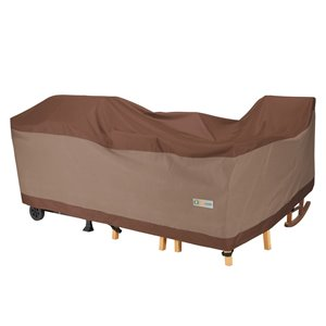Duck Covers Ultimate General Purpose Furniture Cover - Polyester - 72-in - Mocha Cappuccino