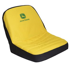 John Deere High-Back Seat Cover for Gators and Riding Mowers