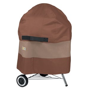 Duck Covers Ultimate Round BBQ Grill Cover - 26-in