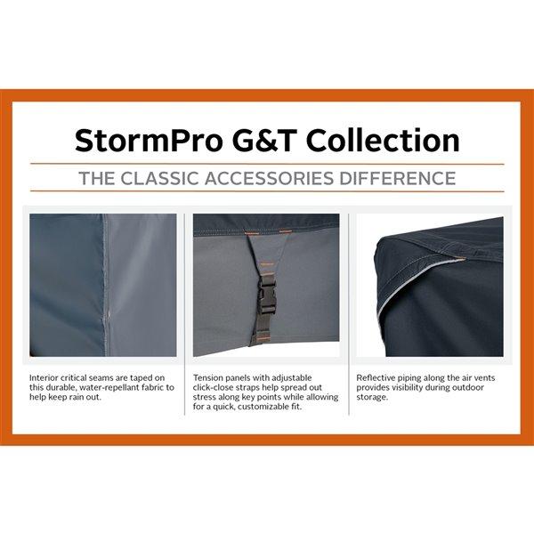 Classic Accessories StormPro RainProof Generator Cover - 23-in x 31.5-in