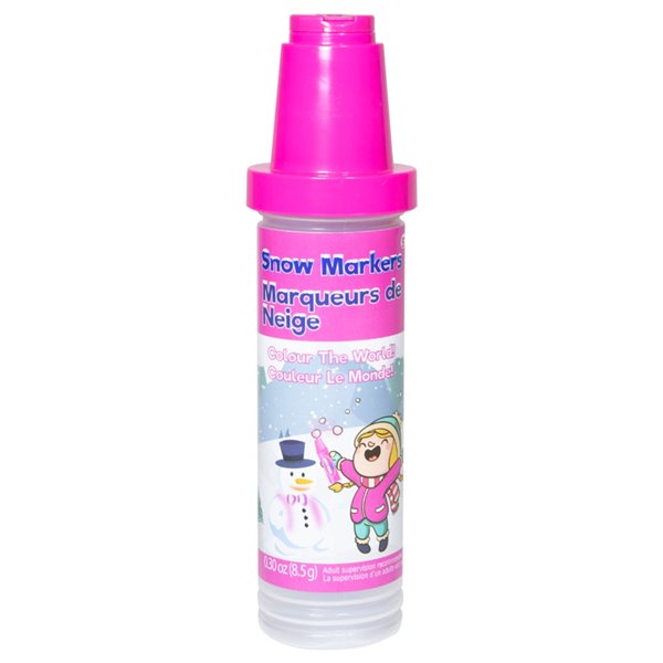 Snow Sector Snow Marker - Pink