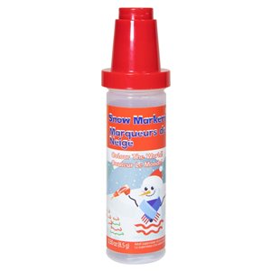 Snow Sector Snow Marker - Red