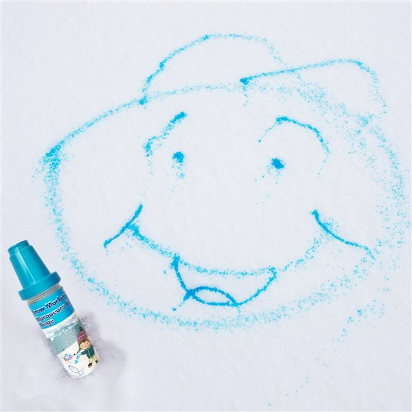 Snow Sector Snow Marker - Blue
