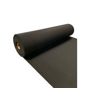 Rouleau de tuile pour plancher RubberMax, 48 po x 300 po, caoutchouc noir