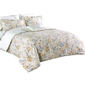Ensemble de housse de couette Adalee de North Home pour très grand lit, 4 pièces