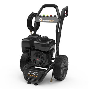 Powerplay Hot Rod Cold Water Gas Pressure Washer - 3300 PSI - 2.7 GPM