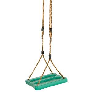 Swingan Standing Swing - Adjustable Ropes - Green