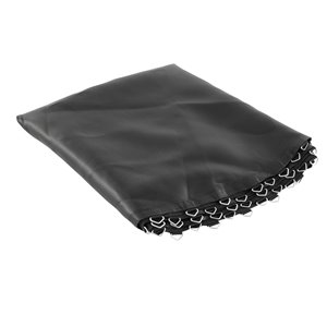 Upper Bounce Trampoline Replacement Jumping Mat - 12-ft - 72 V-Rings and 5.5-in Springs