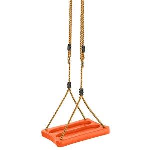Swingan Standing Swing - Adjustable Ropes - Orange