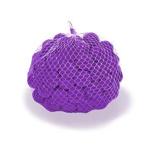 Upper Bounce Crushproof Plastic Trampoline Pit Balls - Purple - 100-Pack