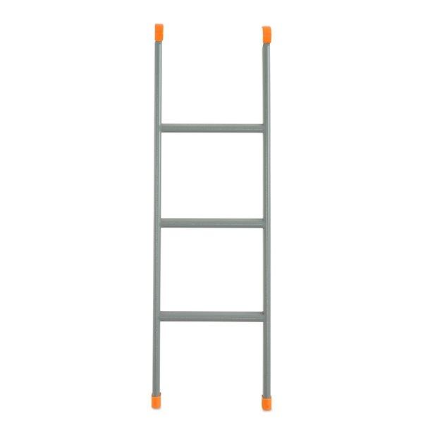 Upper Bounce Trampoline 3-Step Ladder - 42-in - Green