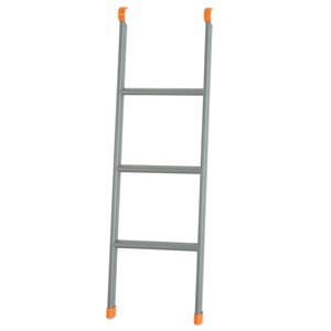 Upper Bounce Trampoline 3-Step Ladder - 42-in - Green